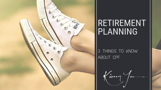 retirement planning singapore 3 things cpf